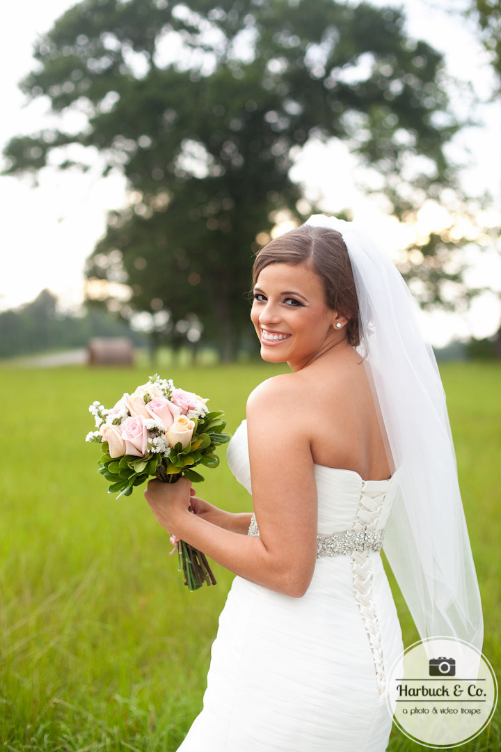 """Hey guys, received my bridal portraits today! They are awesome! Thanks so much for the experience!"" --Kristen"
