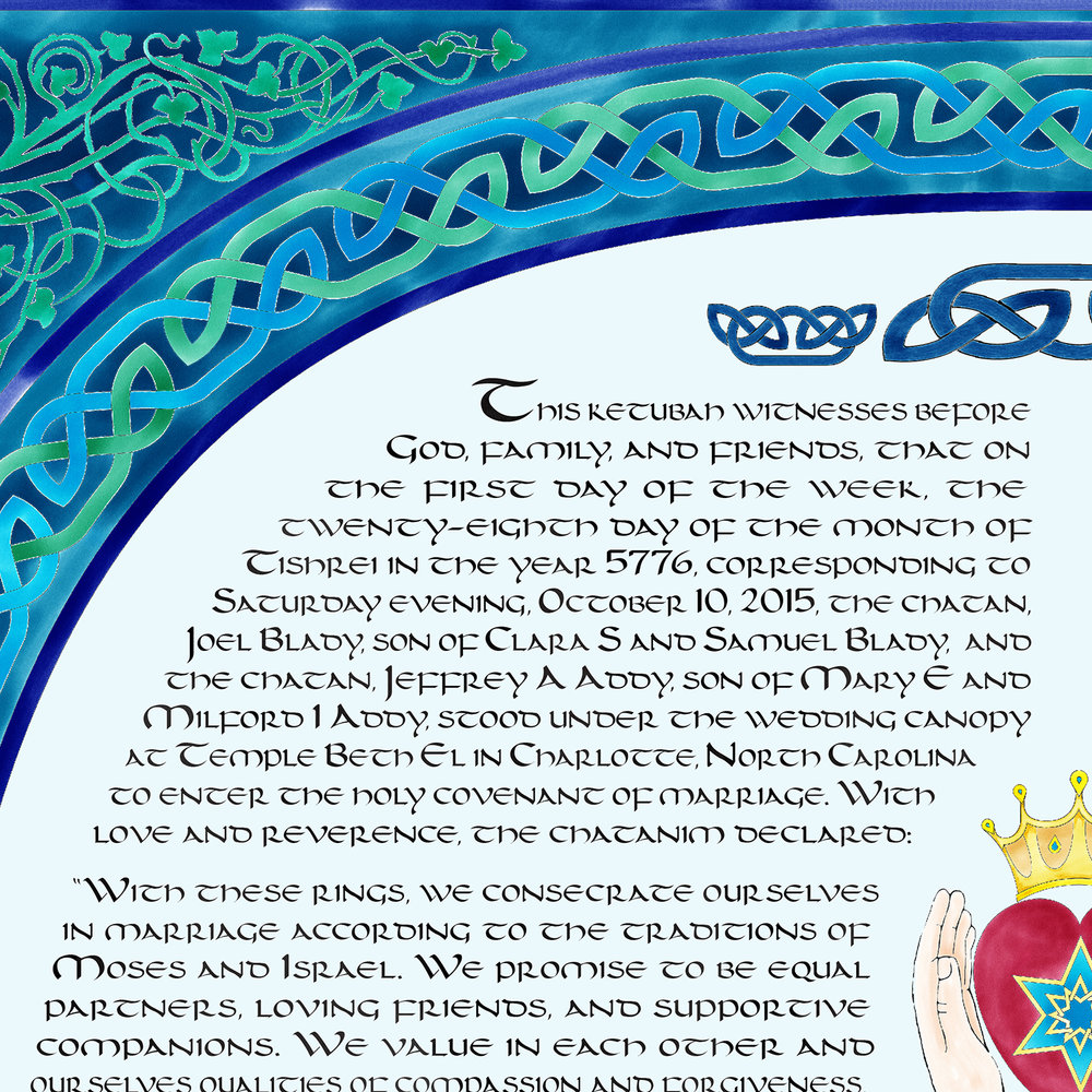 jeff and joel ketubah detail1.jpg