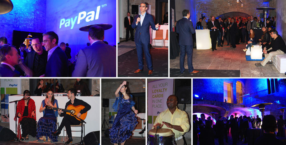 PayPal MWC VIP Event