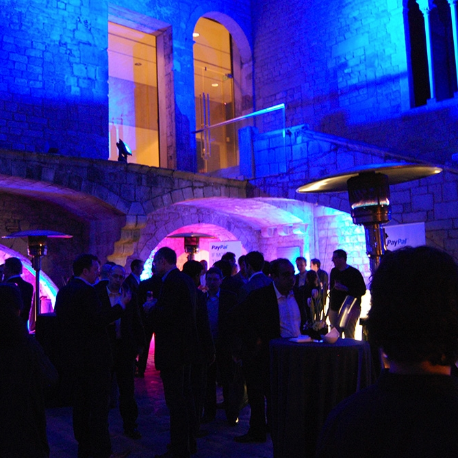 PayPal: Mobile World Congress VIP Event