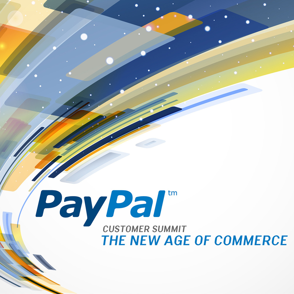 PayPal: Customer Summit             Registration Site