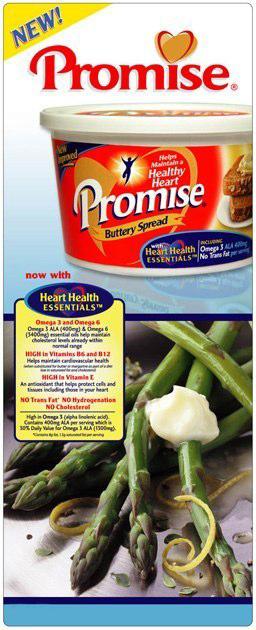 Promise: Print Ad