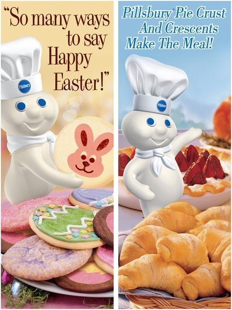 Pillsbury: Refrigerated Display Panels