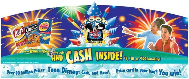 Frito-Lay: Magic in the Bag – Header Card