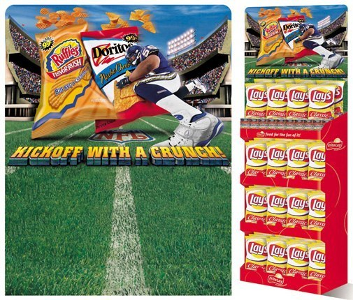 Frito-Lay: Kickoff – Shipper Display