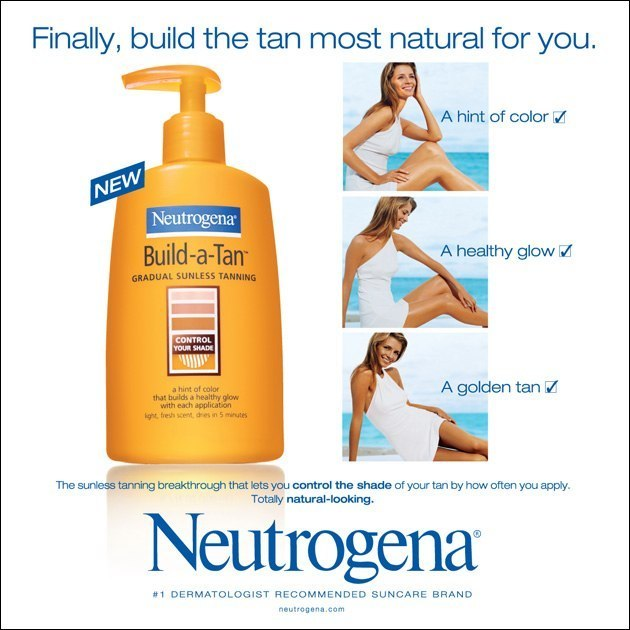Neutrogena: Table Runner