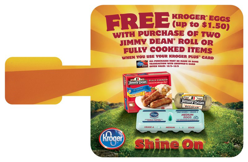 Jimmy Dean: Kroger Shelf Blade