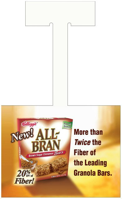 Kellogg's: All-Bran – Wobbler