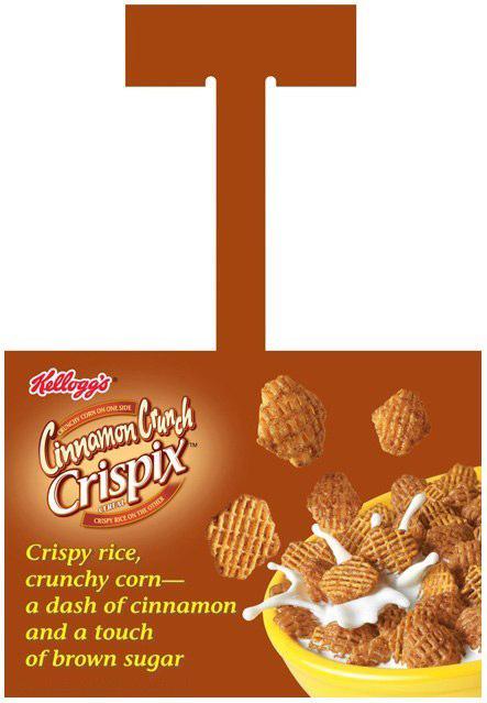 Kellogg's: Crispix – Wobbler
