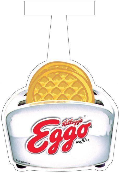 Kellogg's Eggo: Wobbler