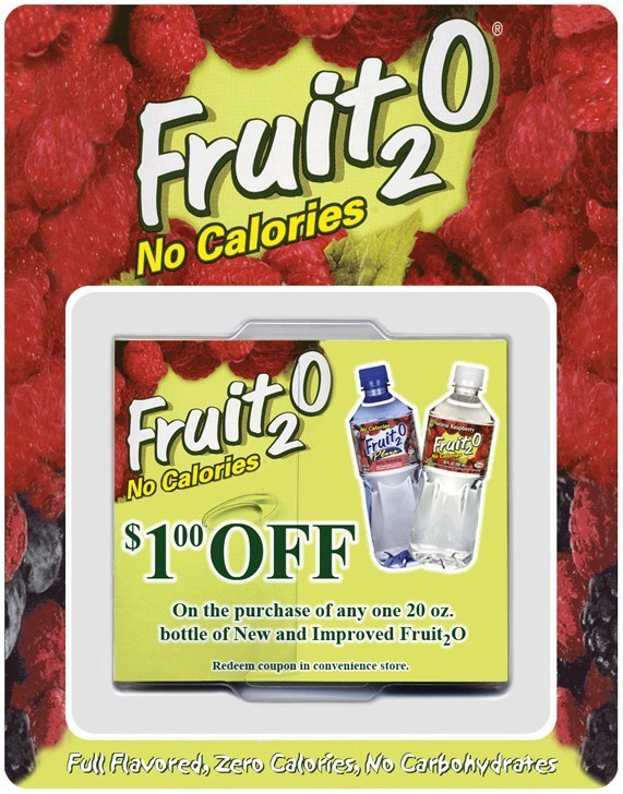 Fruit2O: Offer Dispenser