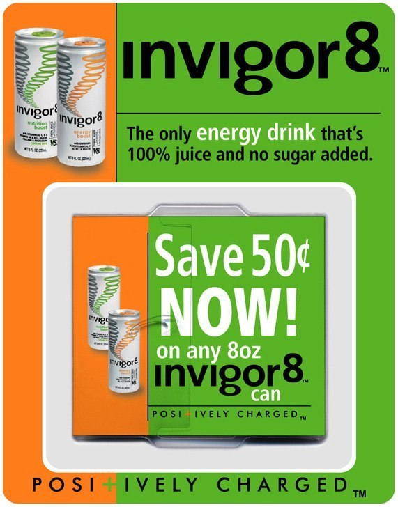 invigor8: Offer Dispenser