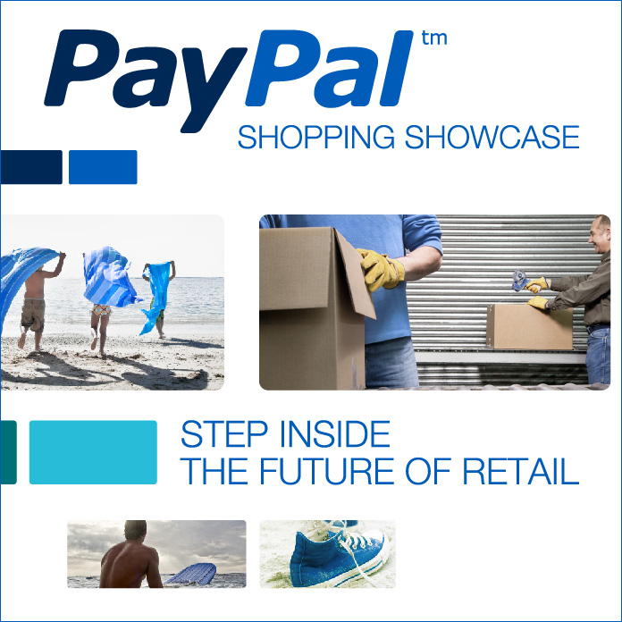 PayPal: Shopping Showcase – Informational Booklet