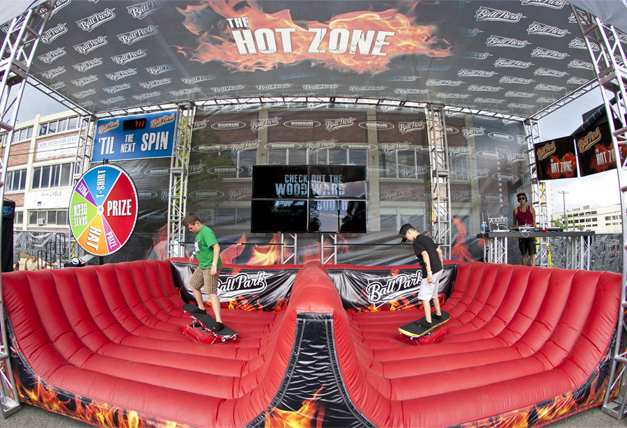 Ball Park Dew Tour 4