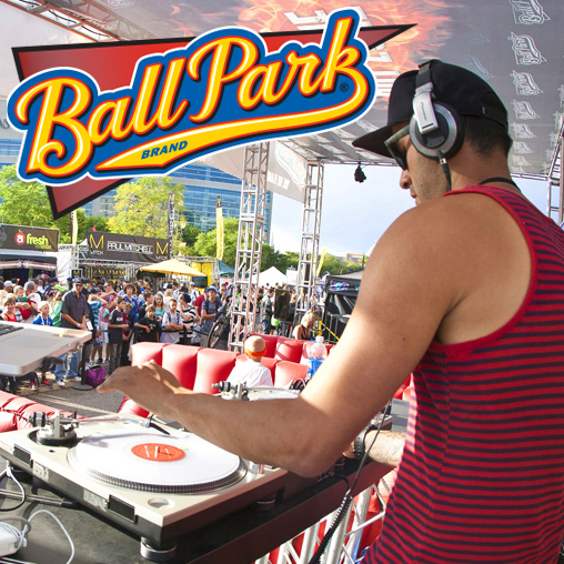 Ball Park: Dew Tour Activation Sponsorship