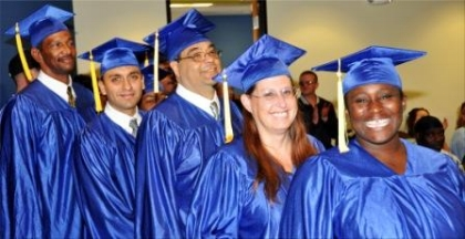 Job Readiness Training Program Graduation Ceremony