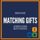 Employer matching gift programs can double or even triple your donation to Second Chance. Your Human Resources department will have information on your company's guidelines. Many corporations use an online process, or you can send us your matching gift form along with your donation and we will handle the rest.