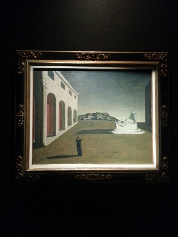 Giorgio Di Chirico at the Magritte Museum