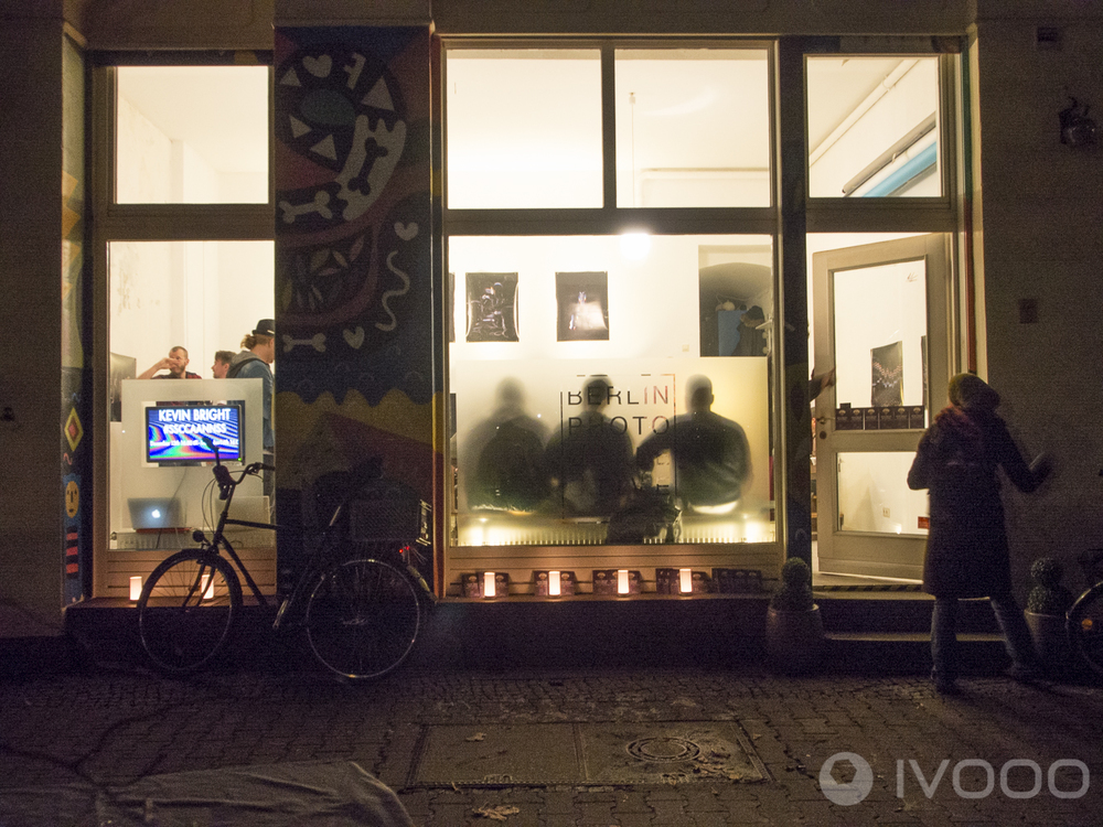 #SSCCAANNSS exhibition at Berlin Photo Collective in Berlin. Photo credit: Ivo Hofste