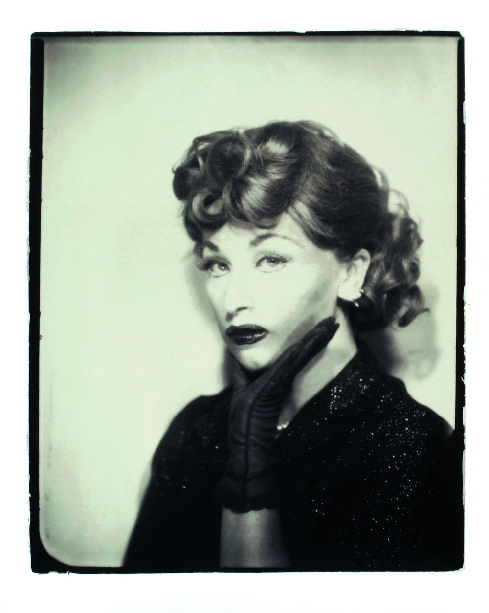 Cindy Sherman, Untitled (Lucy),1975/2001, © Cindy Sherman , Courtesy of Metro Pictures, New York / The SAMMLUNG VERBUND Collection, Vienna