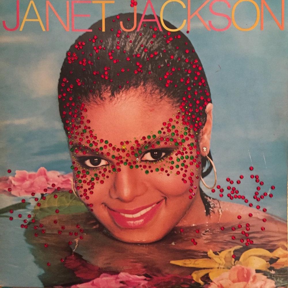 Janet Jackson  by Alex Nuñez.