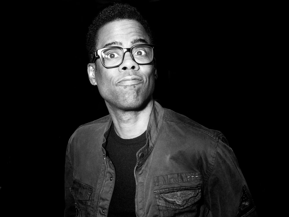 Chris Rock.  Photo by BFA.