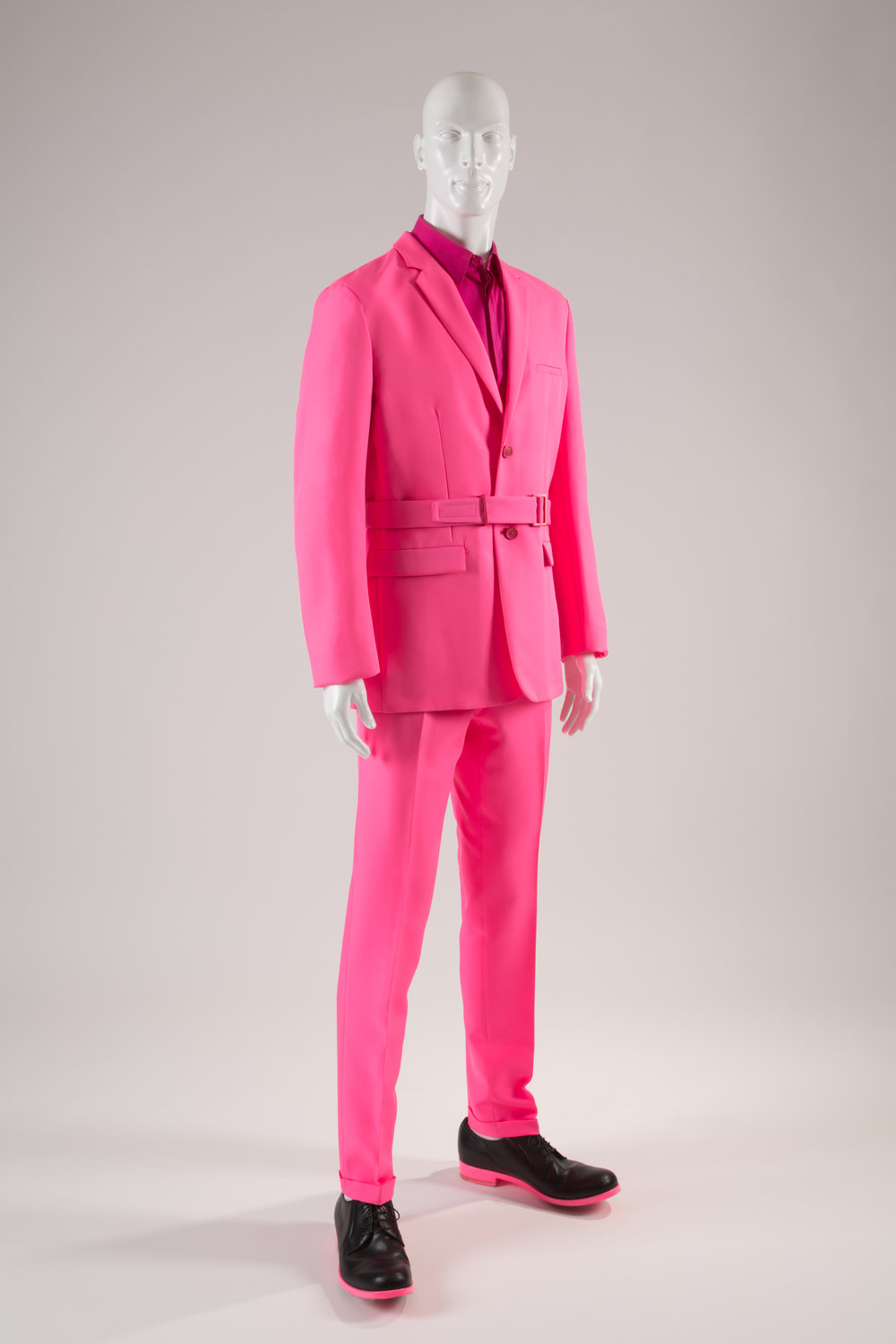 Jil Sander, suit, 2011, Germany, museum purchase. All photographs © The Museum at FIT