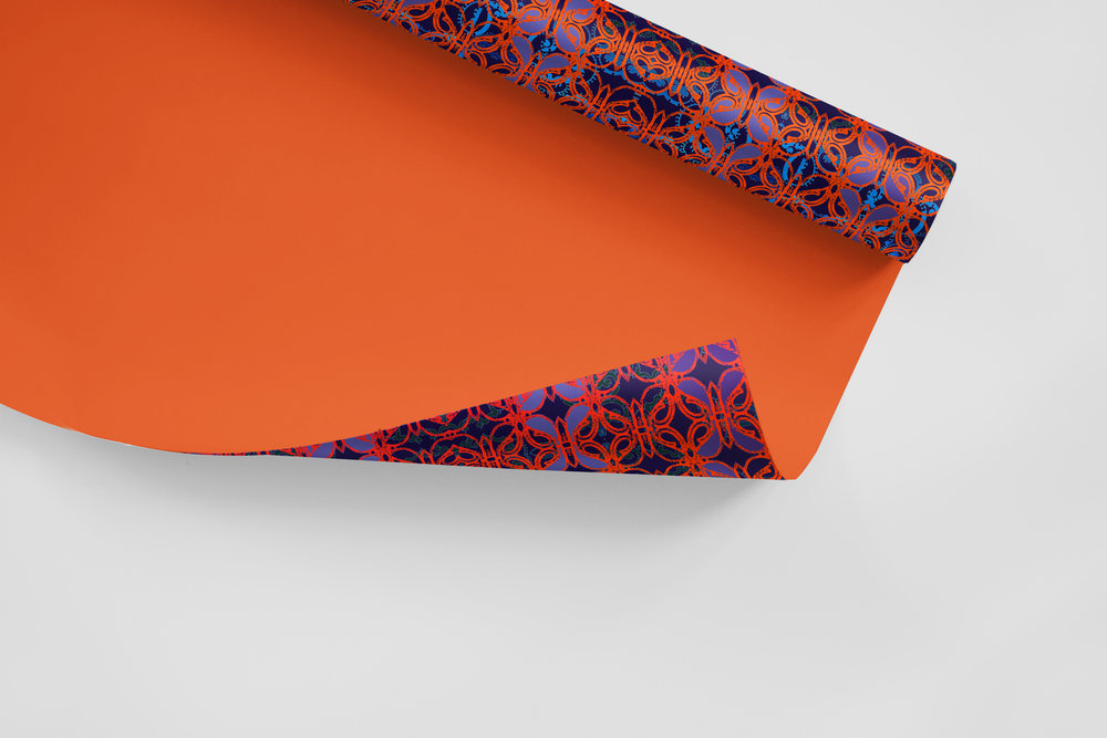CobaltCrimson Gift Wrapping Paper MockUp.jpg