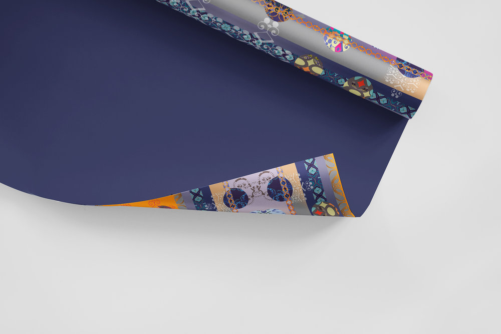 PomPoms3 Gift Wrapping Paper MockUp.jpg