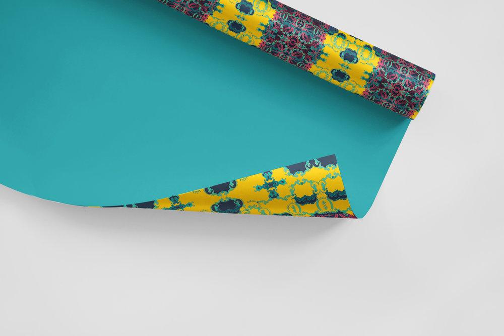 Rocket Gift Wrapping Paper MockUp.jpg