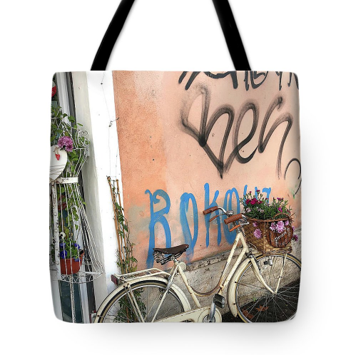 SHOP - TOTE BAGS