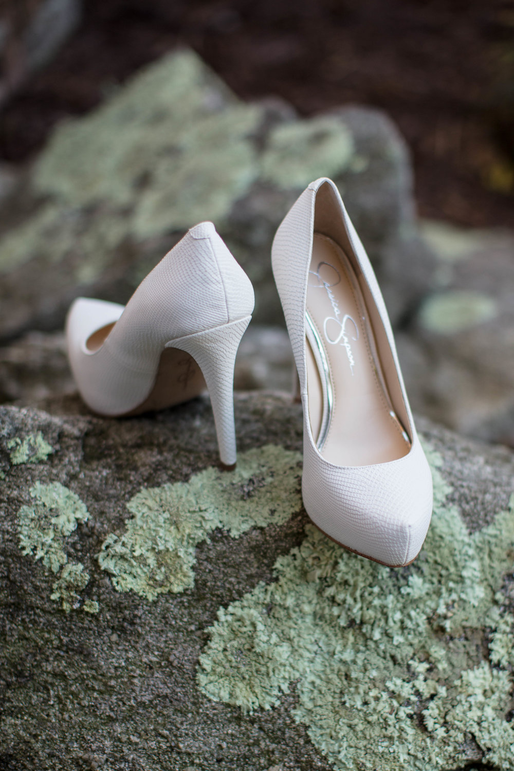 Wedding photography wedding shoes