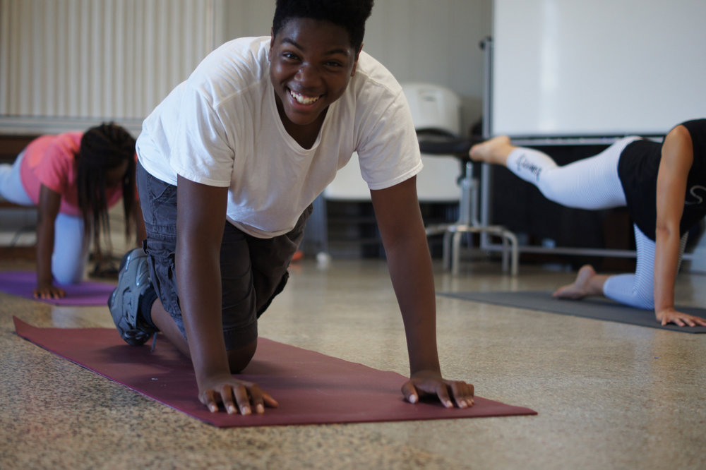 Fitness - During this 4-week course, students meet with a varied of different fitness instructors from personal trainers to barre instructors and yoga teachers. The objective of this class is to expose our students to different activities to ensure healthy lifestyles.