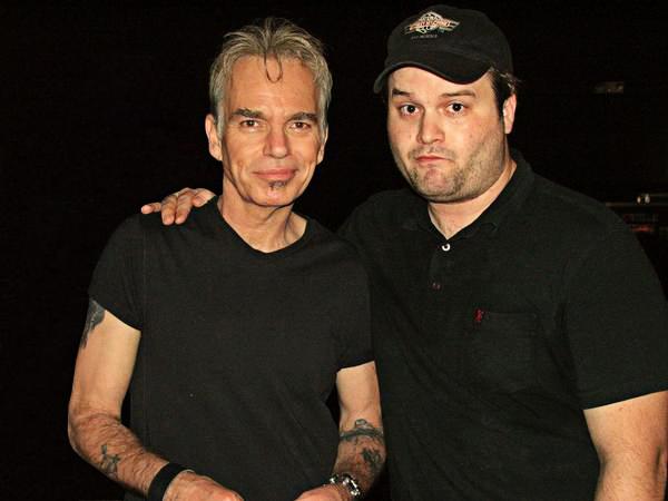 Garrett & Billy Bob - 2009