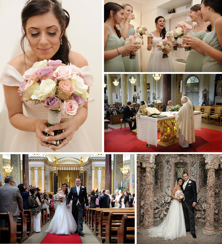 Burghfield wedding photographer