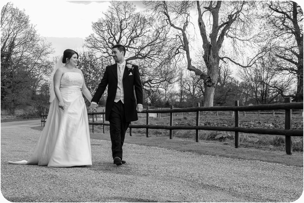 Trunkwell House wedding photographer