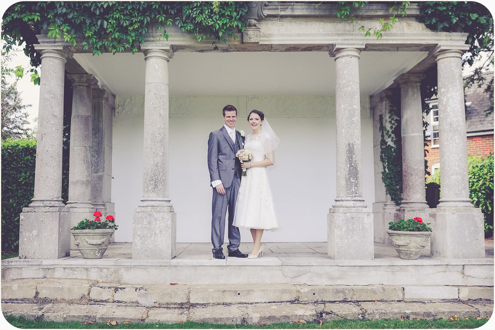 Highfield Park wedding photographer