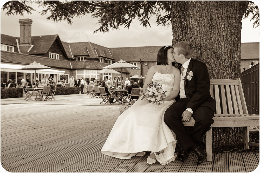 Sonning Golf Club wedding photographer
