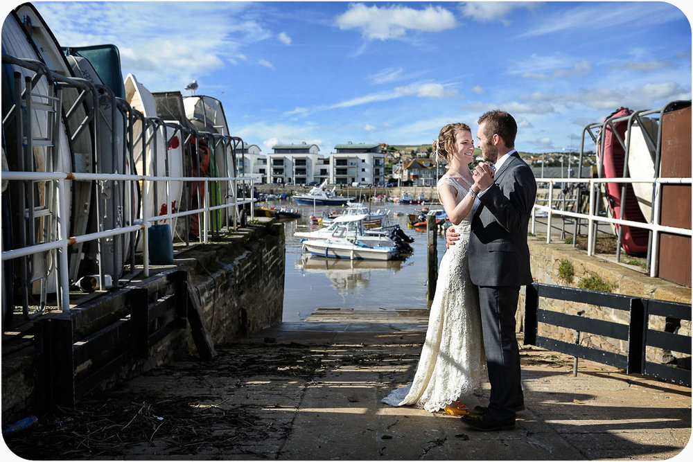 Bridport wedding photographer