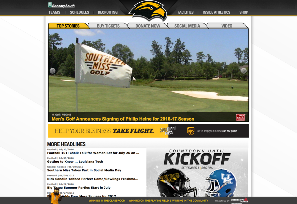Southern_Miss_Official_Athletic_Site_-_University_of_Southern_Mississippi_-_2016-07-05_15.25.16.png