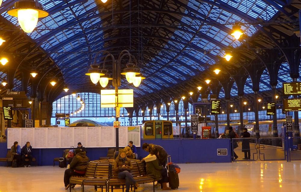 Brighton Station 1