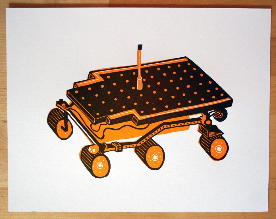 Mars Rover Sojourner