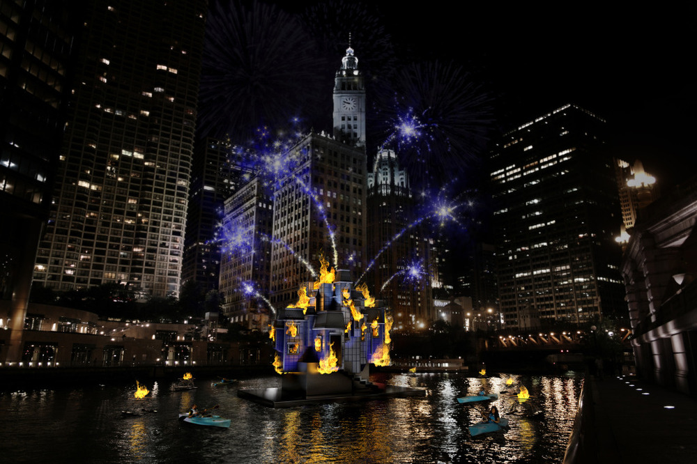 SATURDAY Oct 4: Great Chicago Fire Festival!