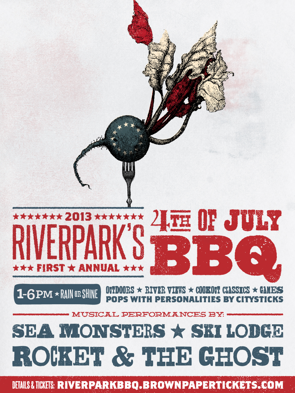 Riverpark's First Annual 4th of July BBQ!