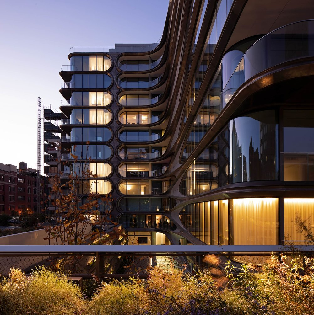 Midwest Architectural Photographer   Zaha Hadid 520 W 28