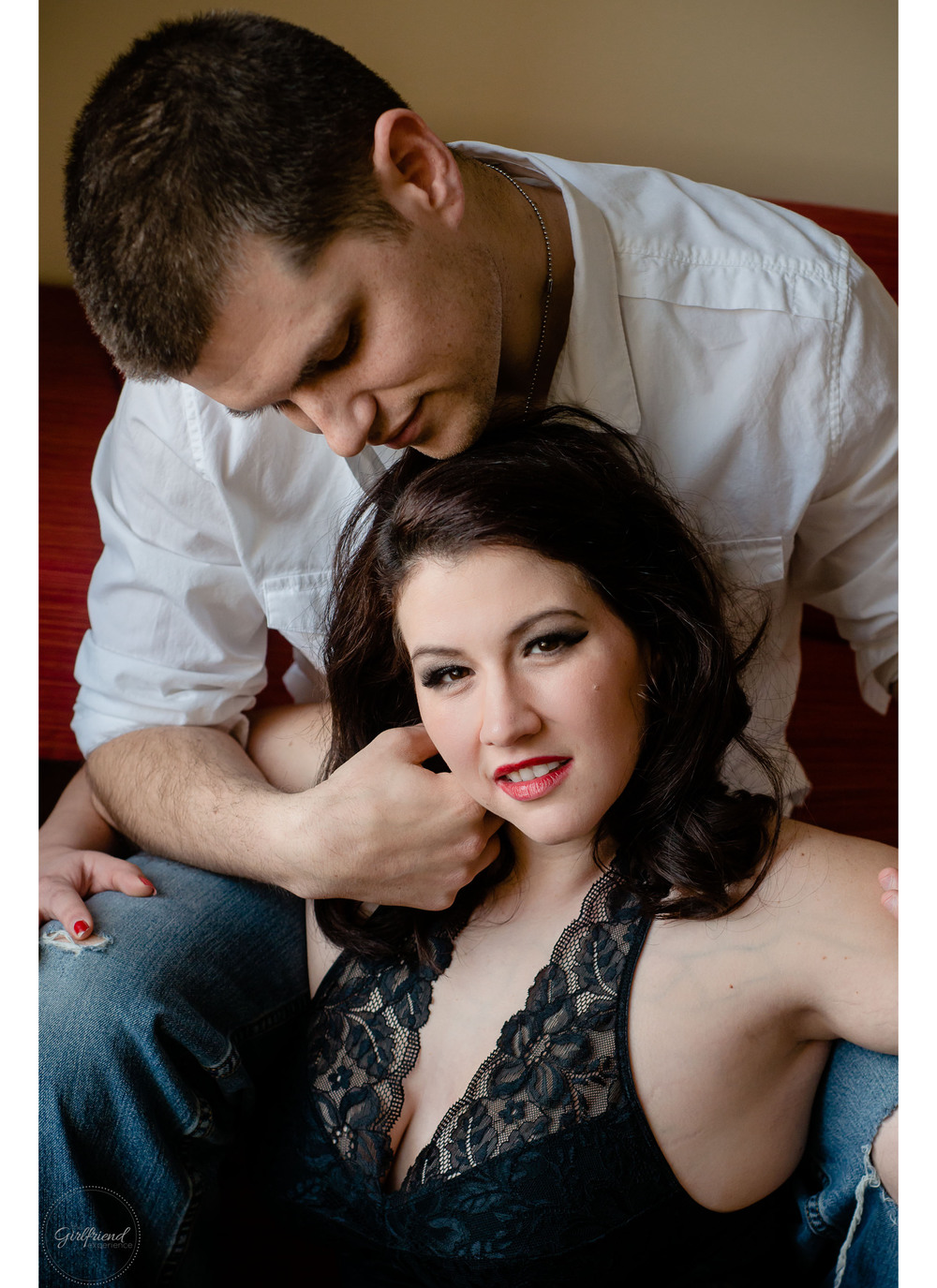 Pittsburgh Couples Boudoir