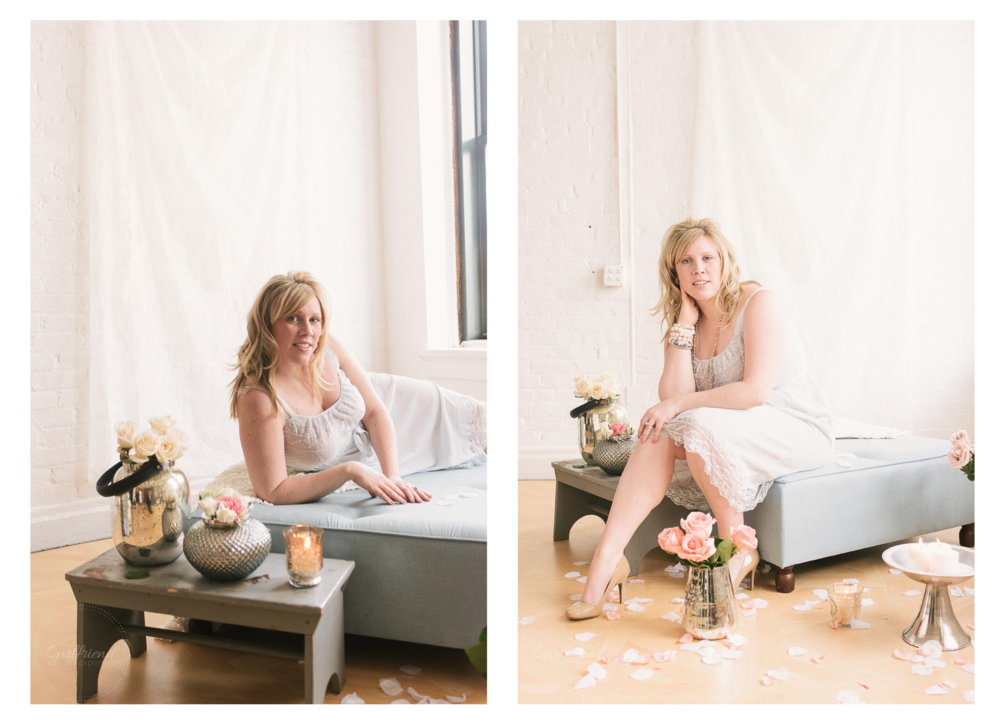Pittsburgh Boudoir, Styled Shoot, Maternity Boudoir