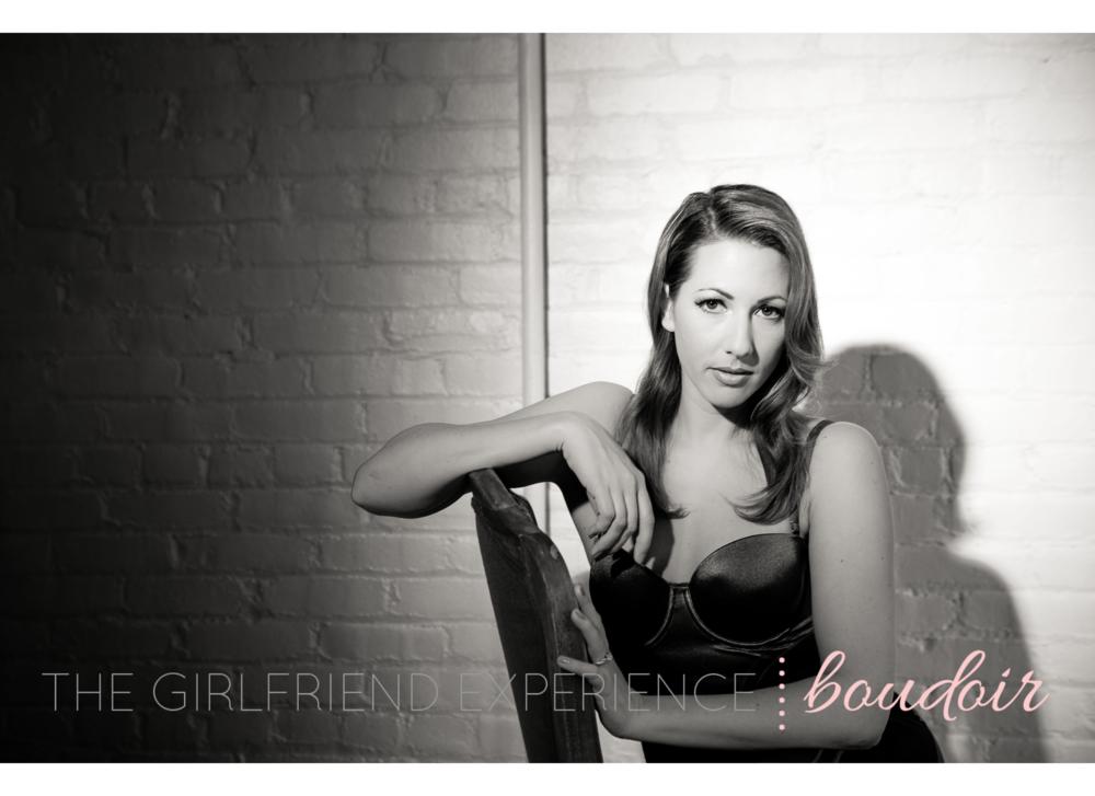 glamourous boudoir photography