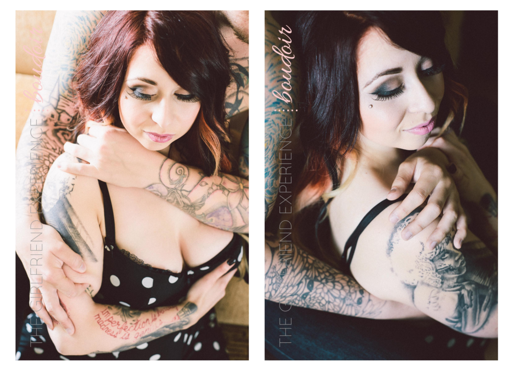 pittsburgh boudoir tattoos couples
