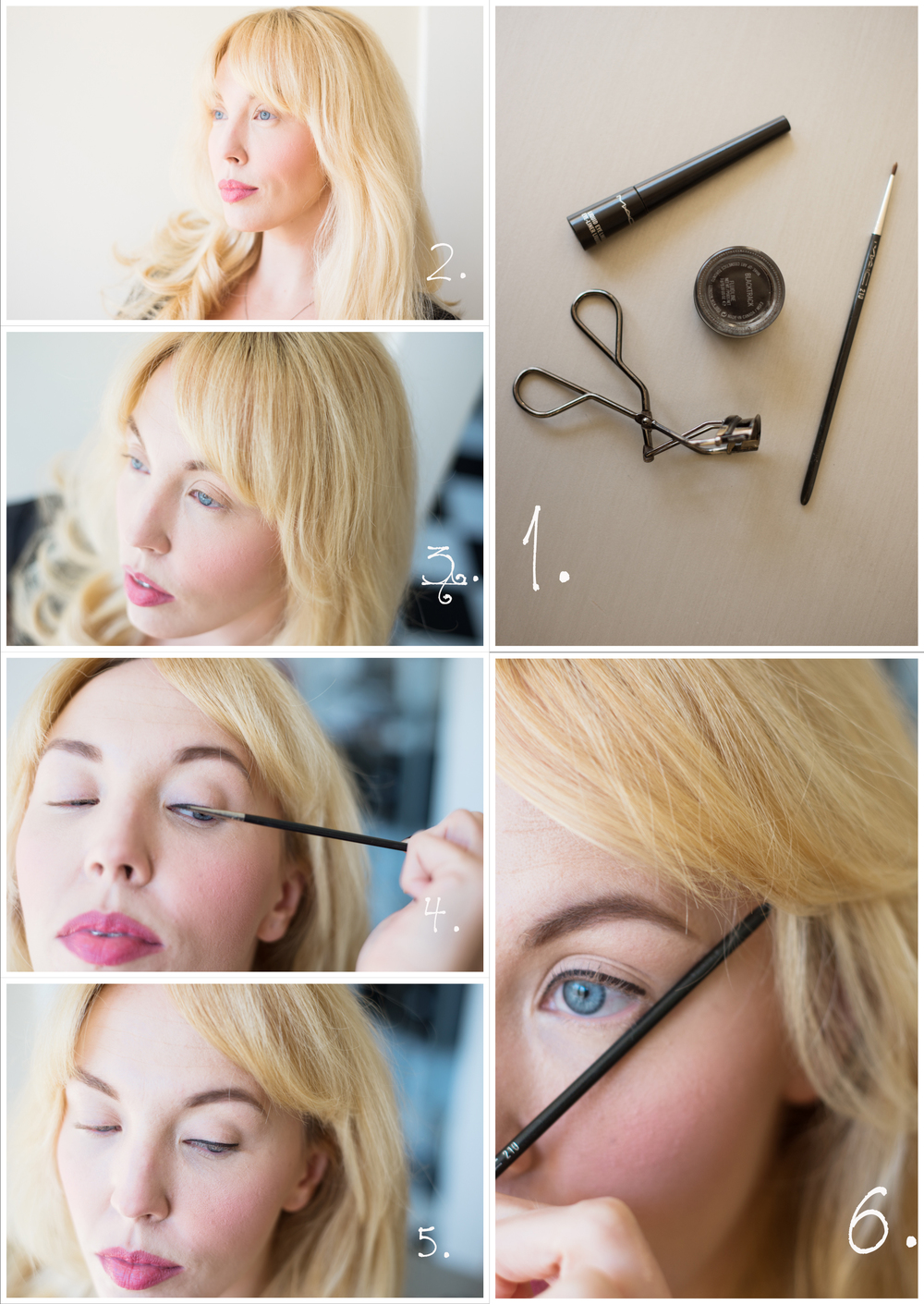 Pittsburgh Boudoir Photography Beauty Lessons Cat Eye Tutorial